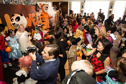 2012 beijingkids Halloween Ball