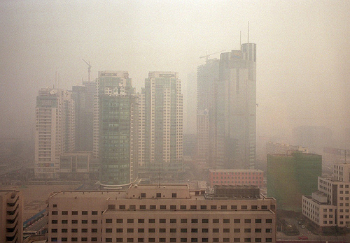 air pollution beijing chin