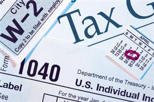 Filing US taxes