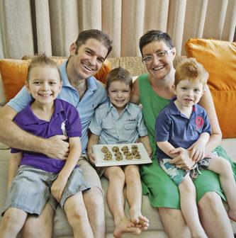 Derwent Family