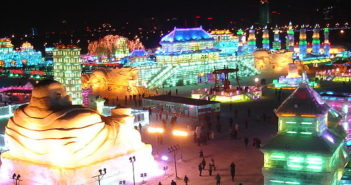 Harbin Ice Festival featured