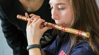 why your kid should learn an instrument
