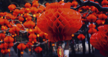 Ditan Park Lanterns