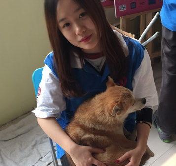 Student Lee Dara at BIBS