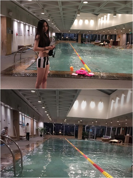 The Westin Pool