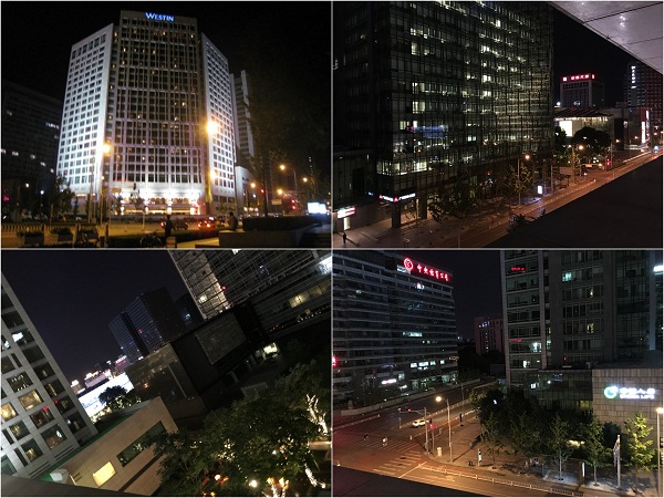 Beijing Xicheng Night View