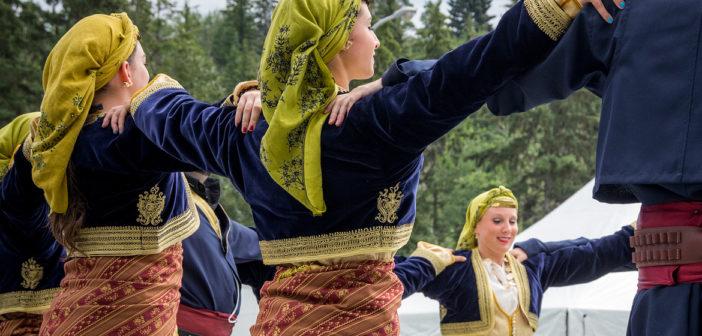 greek dancing beijing