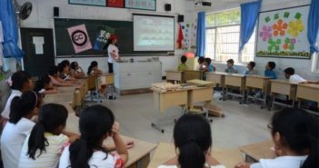 Chinese Classroom Circle