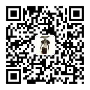 Inko-dark lady, QR code