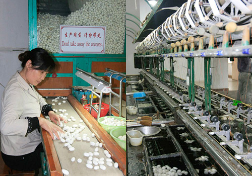 Tips For Avoiding Fake Silk And Pearls In Beijing The Beijinger