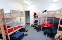 San Francisco Dorm Room