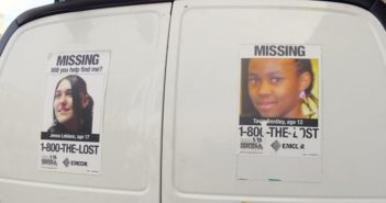 missing person ad