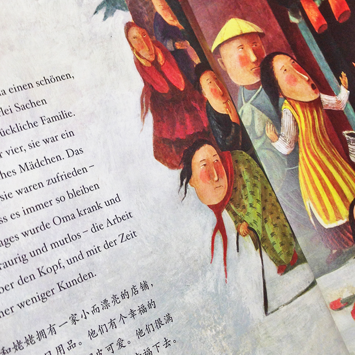 Bilingual-Children's-Book-German-Chinese