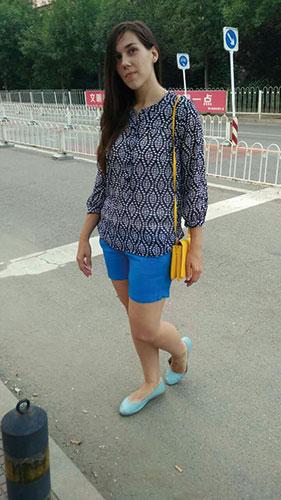 Vanessa Beijing