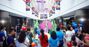 Disney China World Mall 3