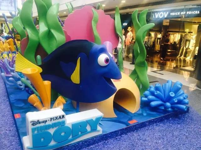 Finding Dory at Area 2