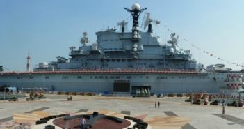 Aircraft Carrier Theme Park