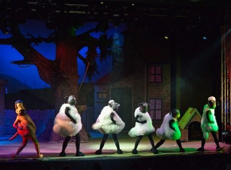 shaun the sheep live in beijing