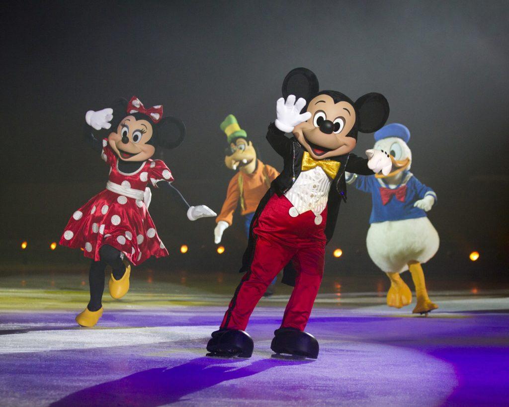 Mickey,Minne,Donald,Goofy 米奇,米妮,唐老鸭,高飞狗