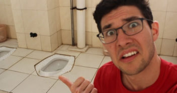 Squat Toilet China