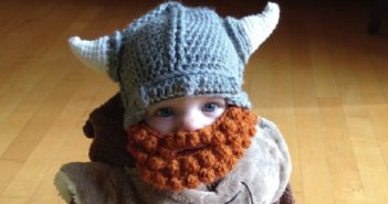 viking baby hat