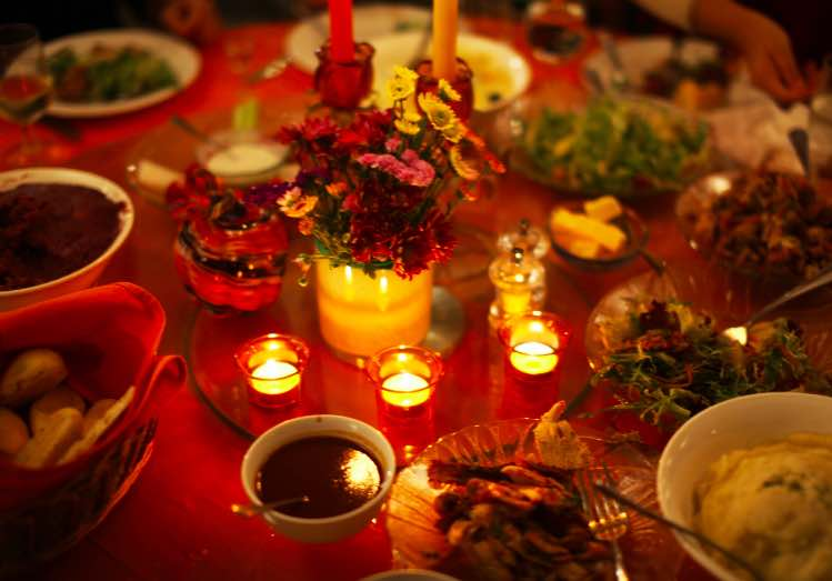 Thanksgiving-The Brickyard