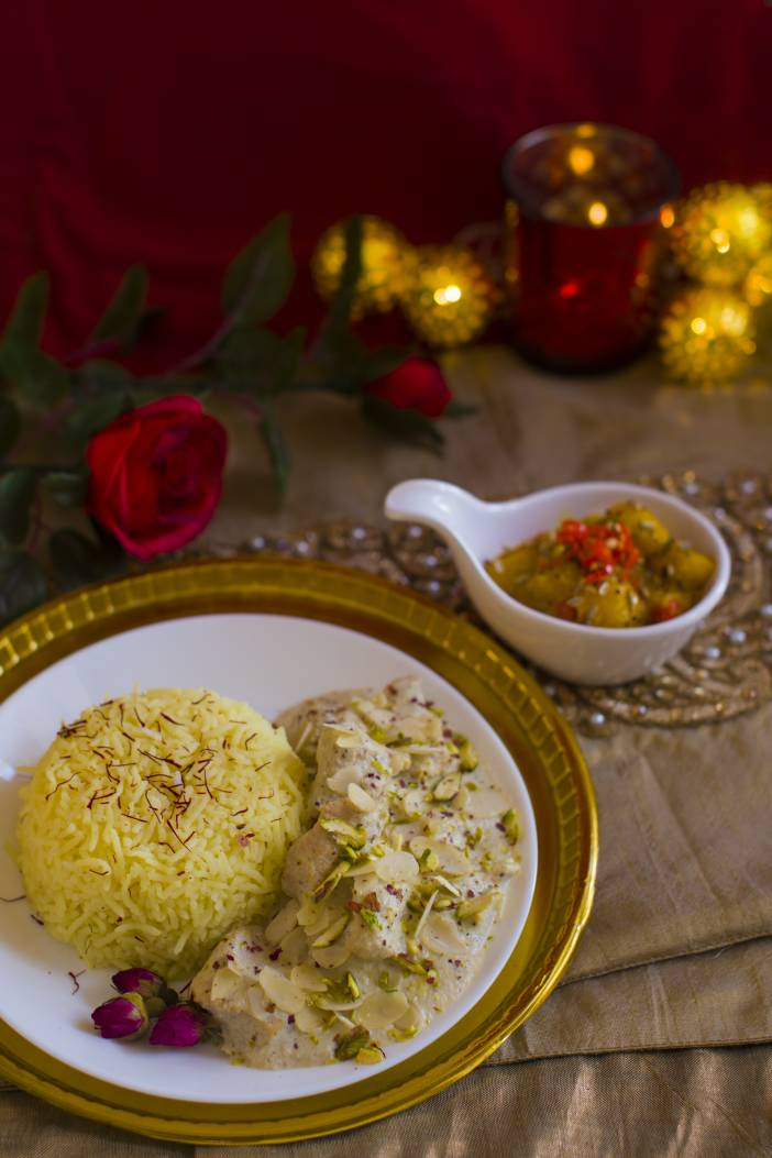 Valentine's Day Recipe by Reshma Khan