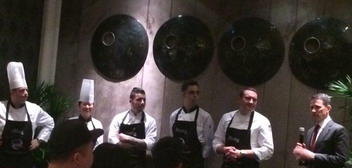 Sofitel Wanda Introduces Michelin Star Guest Chef