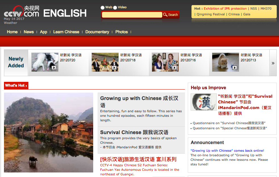 Mandarin Monday: Using Podcasts and WeChat to Step Up Your