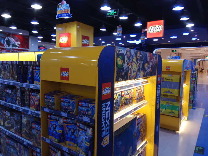 Beijing's First Official Lego Store Opens at Chaoyang Joy City | the Beijinger
