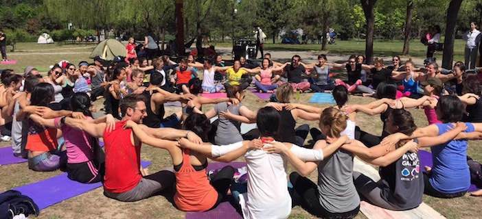 Meditation for World Peace and Yoga Class for Mexico Relief Funds Sunday (Sep 24)