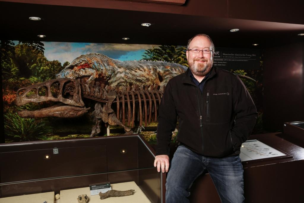 Fantastic Subjects: Digging Up Fossils with a Paleontologist
