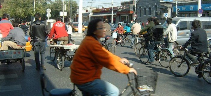 Beijing to Improve Over 900km of Bike Lanes, Expand Urban Rail