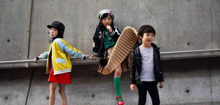 Kids' Fashion in Beijing