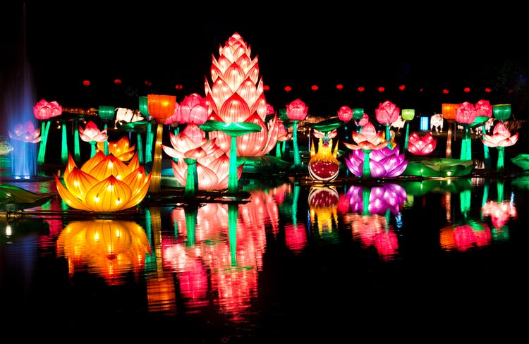 Lantern Festival In Beijing Traditions And Lantern Fairs