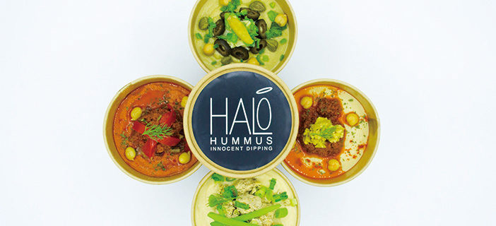 Dip That Dip: Halo's Healthy Hummus Takes Over Beijing