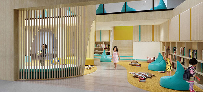 Space to Grow: BSB Sanlitun's New Early Years Building Has the School's Values Built In