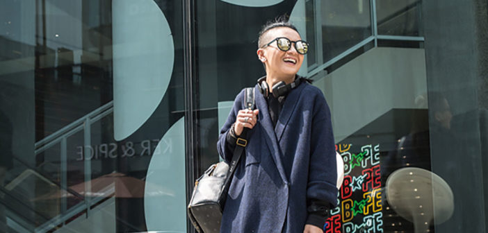 Goddess Moms of Beijing: Hiphop DJ Jolly Wang on Providing Her Daughter with Emotional Security