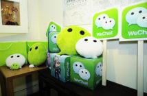 WeChat wallet