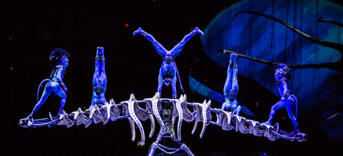 See Avatar-Inspired Cirque du Soleil Production Toruk – The First Flight in Beijing, Aug 1-12