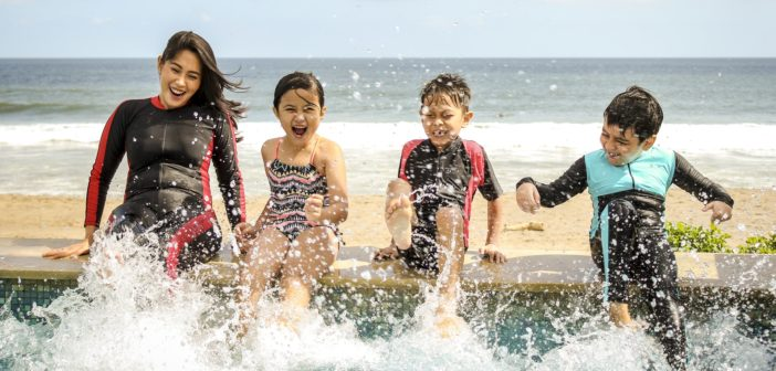 Sun and Fun: Kids Camp, Superfood Heroes, Poolside Yoga, and More!
