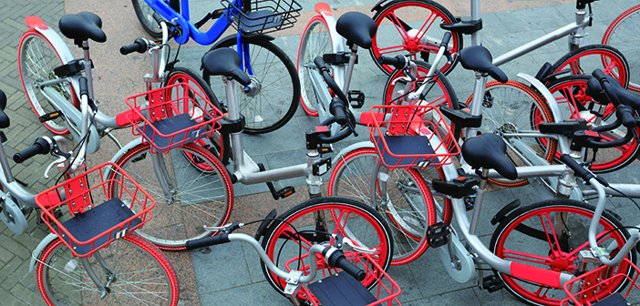 Beijing on Two Wheels: Wrapping Your Head Around Bike Sharing?