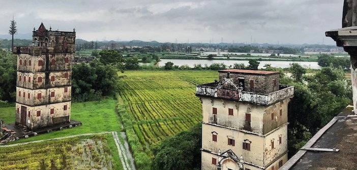 Guangdong Heritage: Visiting the Diaolou Around Kaiping