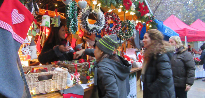 Hot Events on Cold Days: Holiday Bazaars Galore, Chinese Dinos, and More!