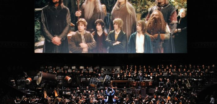 Hot Events on Cold Days: Lord of the Rings Concert, Russian Christmas Party, and More!