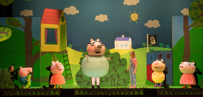 Peppa Pig Live Comes to Beijing