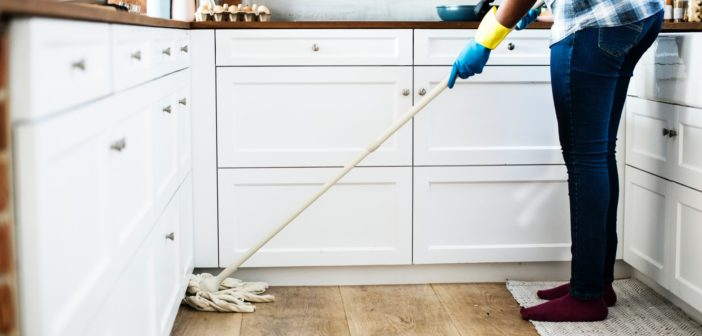 Beijing Men Do Almost as Much Housework as Women, Study Says