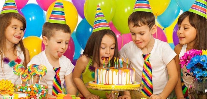 Celebrate Your Child's Birthday in Style at These Great Venues