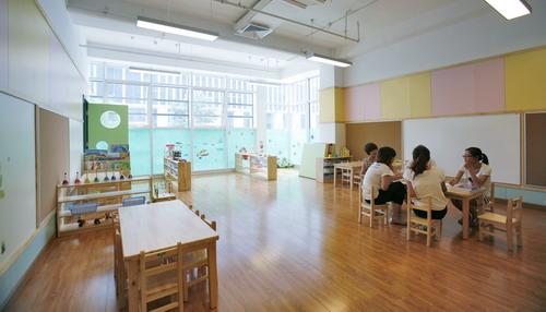 Beanstalk International Kindergarten To Open Wanda Plaza