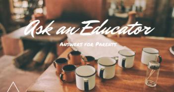 Ask an Educator Column